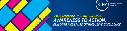 SUNY Diversity Conference 2016